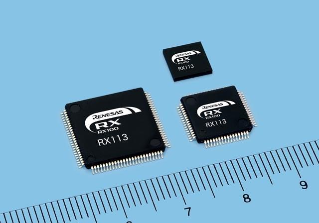 Renesas Electronics - RX113