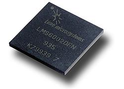 Datasheet Lime Microsystems LMS6002D
