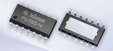 Datasheet Infineon BTS52004EKAXUMA1