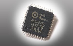 Datasheet Asahi Kasei Microdevices AK5397EQ
