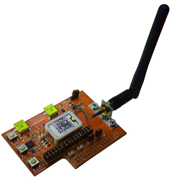 xPico Wi-Fi Raspberry Pi Plate