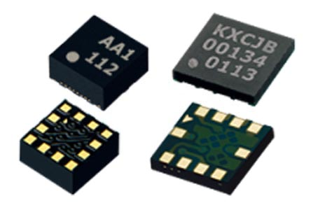 Kionix Announces the Industry's Thinnest Class of Accelerometers