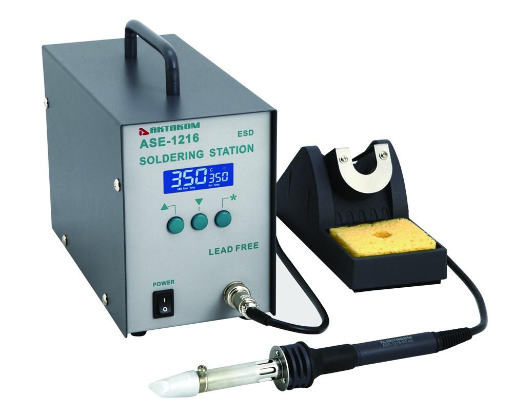 Актаком представляет индукционную паяльную станцию для бессвинцовой пайки мощностью в 320 Вт