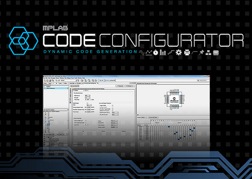 Microchip Announces Free Code Configuration Plug-In for MPLAB X IDE Makes it Faster and Easier to Develop Firmware on 8- and 16-bit PIC® MCUs