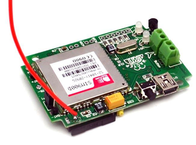 Автономная GSM сигнализация MА3401. Примеры практического применения