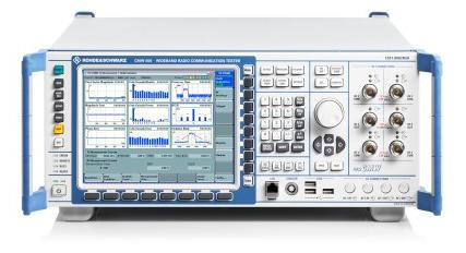 Rohde & Schwarz verifies TDD/FDD LTE bands for mixed carrier aggregation