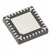Datasheet Microchip MGC3130-I/MQ