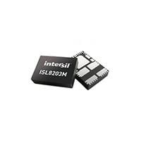 Datasheet Intersil ISL8203MIRZ