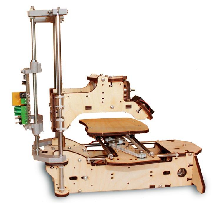 Самостоятельная сборка 3D-принтера или покупка готового оборудования. Часть 1