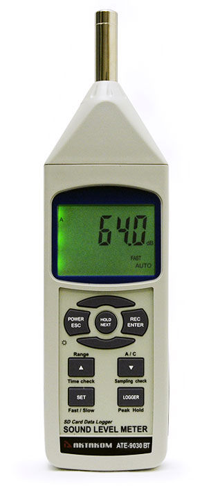 измеритель уровня шума со