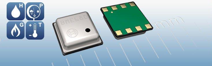 The environmental sensor BME680