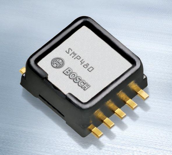 The MEMS sensor SMP480