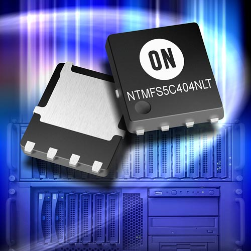 On Semiconductor - NTMFS5C404NLT