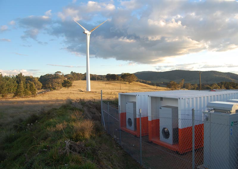 The Wide Appeal of Batteries for the Renewable Energy Market