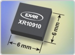 Exar 16:1 Sensor Interface Connects Multiple Sensors to MCUs or FPGAs