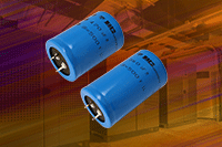 Vishay Intertechnology Extends Rated Voltage of 157 PUM-SI Snap-in Power Aluminum Electrolytic Capacitors to 500 V for Solar Inverters and Industrial Motor Control