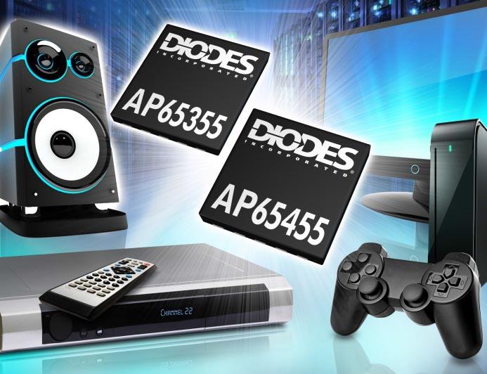 Diodes - AP65455, AP65455