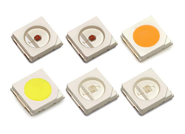 Lumileds - LUXEON 3535L Color Line