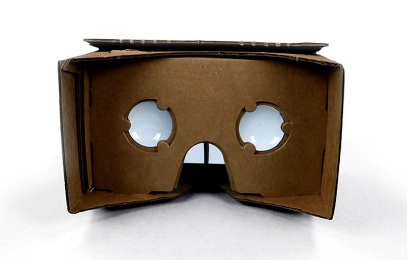 Google's Cardboard turns your Android phone into VR glasses using. cardboard