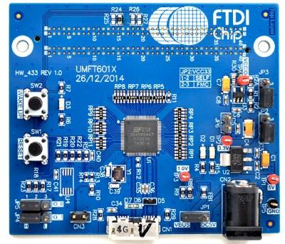 FTDI Chip выпустила полный набор продуктов для SuperSpeed USB 3.0