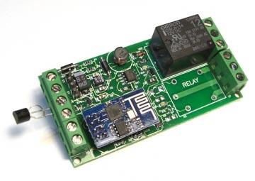 Работа Wi-Fi модулей «Мастер Кит» в системе управления домашней автоматизацией OpenHAB. Часть 2: Подключаем термостат MP3502