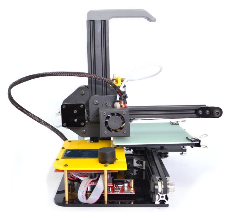 Обзор принтера Freaks3D Kit от Elec Freaks - все по-честному