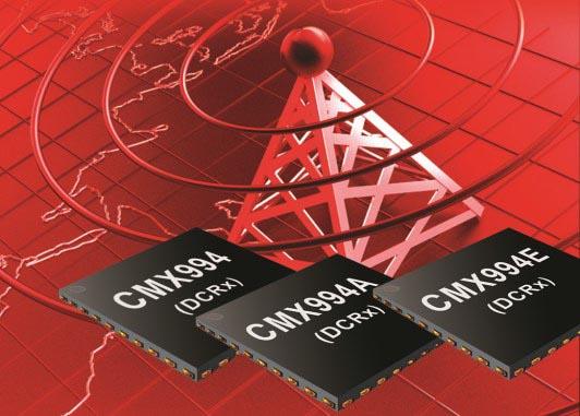 CML Microcircuits - CMX994A, CMX994E