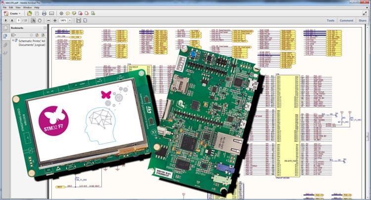 Бесплатный вебинар от STMicroelectronics «Изучение STM32CubeMX на примере отладочной платы STM32F746G-DISCO»