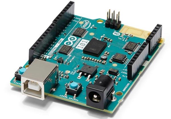 Intel и Arduino анонсировали платформу Genuino 101