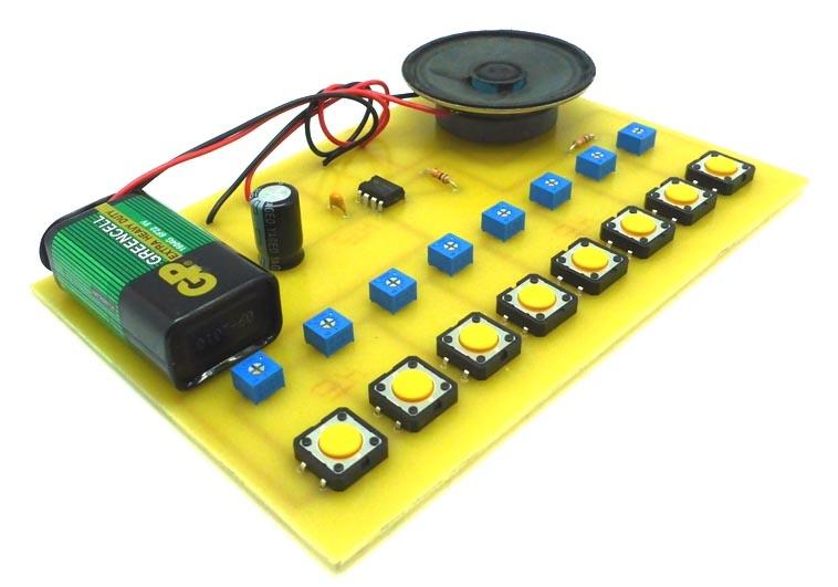 Стопроцентная Handmade электроника для начинающих
