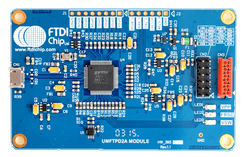 Debugger/programmer module FTDI UMFPD2A