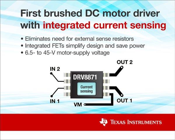 Texas Instruments - DRV8871