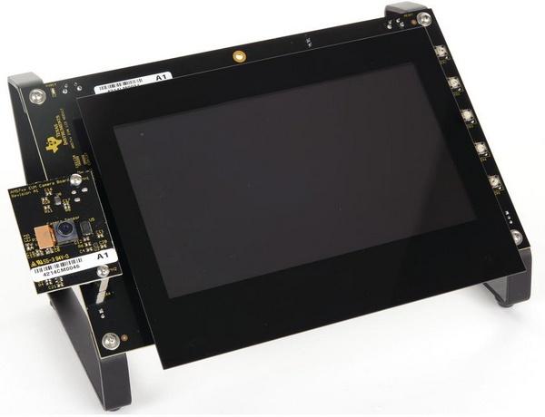 Evaluation Module Texas Insttruments TMDXEVM5728