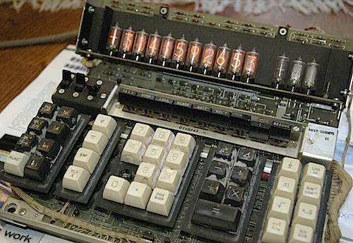 Настольные технологии 1969 года: внутри корпуса калькулятора Compucorp