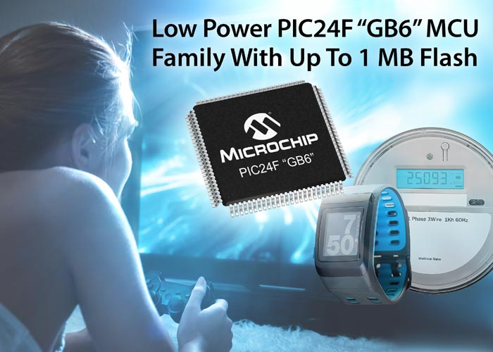 Microchip - PIC24F