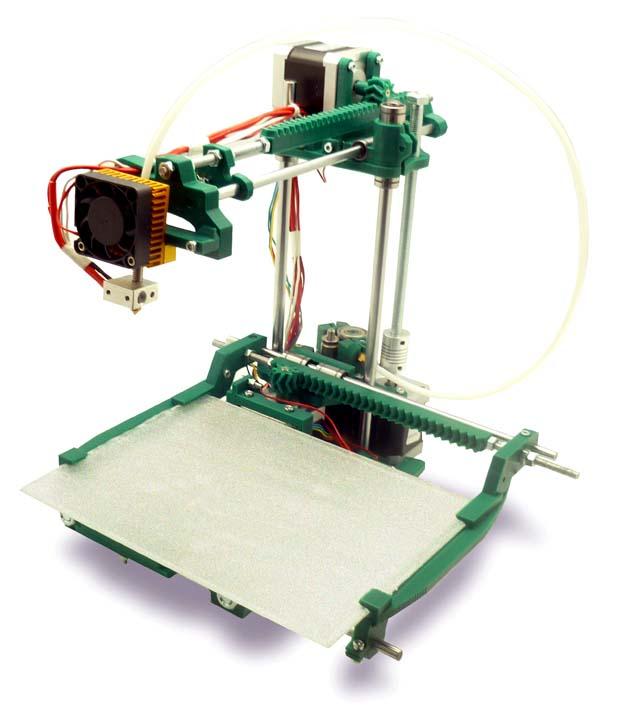 Как я доработал 3D принтер MC2 от Мастер Кит