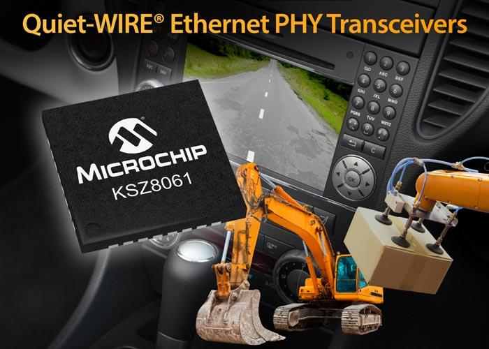 Microchip  - KSZ8061