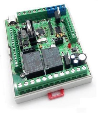 MP8036multi: пример работы с таймером