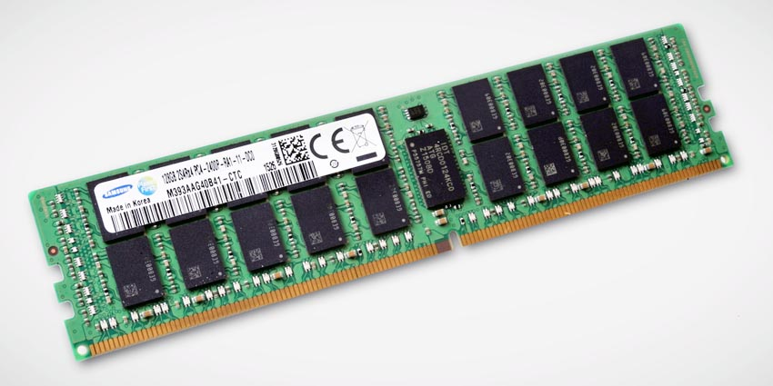 Samsung - 128 GB TSV DDR4 RDIMM