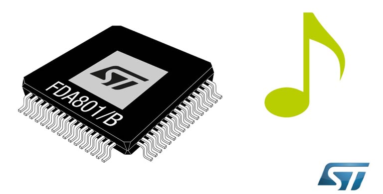 STMicroelectronics - FDA801, FDA801B