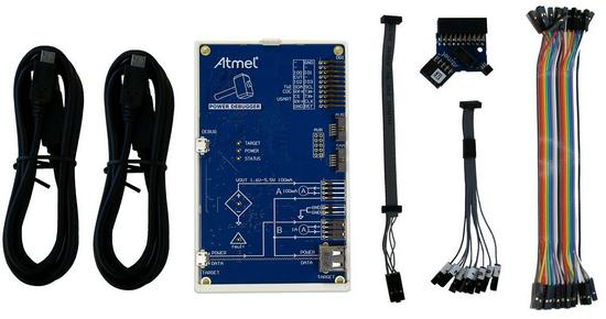 In-System Programmer-Debugger Atmel Power Debugger (ATPOWERDEBUGGER)