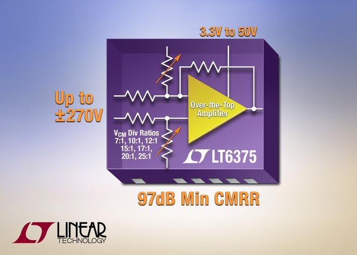 Linear Technology - LT6375