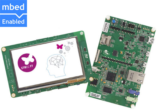 STM32 Discovery Kit STMicroelectronics STM32F746G-DISCO