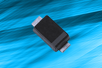 Vishay Intertechnology's TVS Protection Diodes Safeguard Portable Electronics with 400 W Surge Capability in Compact SMF Package