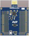 Оценочный набор Atmel ATMEGA168-XMINI