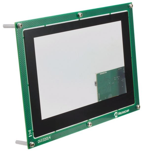 Отладочный набор Microchip DV102014
