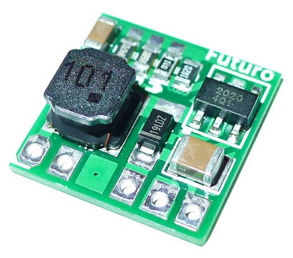 A Low-cost 0.5 A 33 V LED driver module with 90+% efficiency