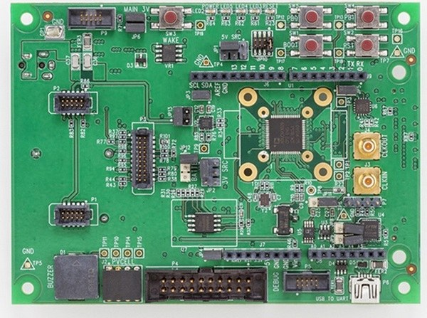 Evaluation Kit Analog Devices ADZS-UCM3029EZLITE