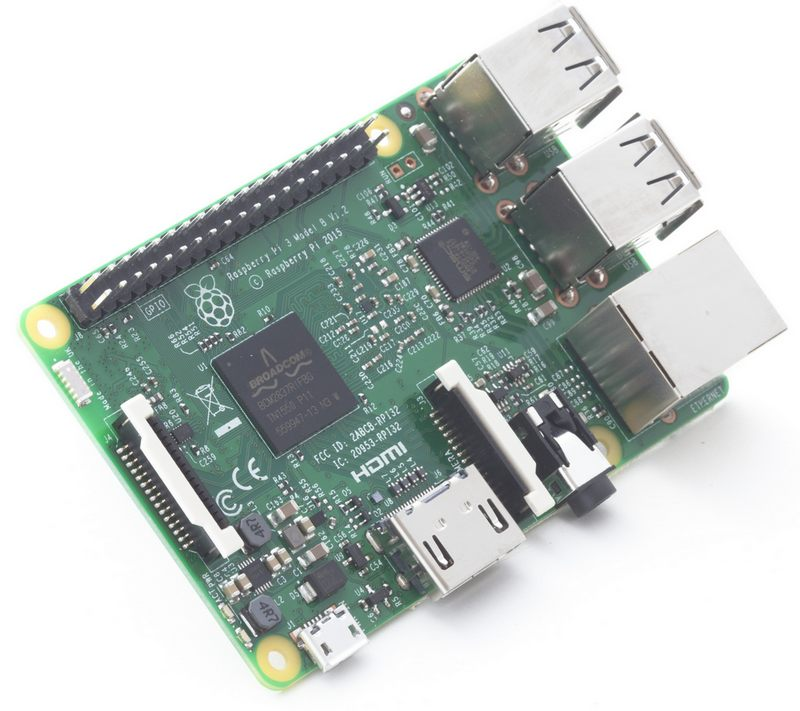 Comprehensive Raspberry Pi Benchmark. Part