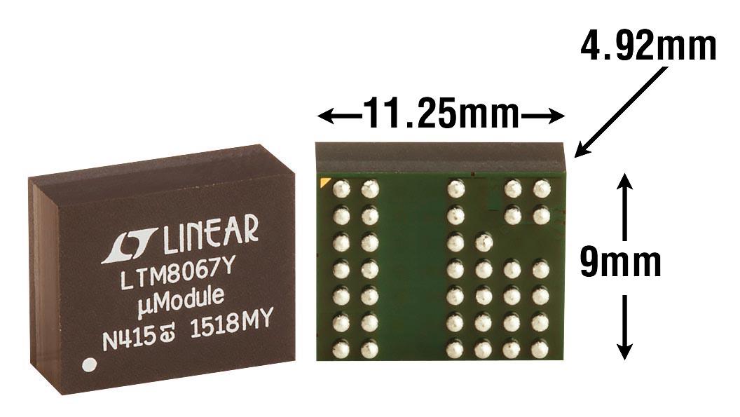 Linear Technology - LTM8067